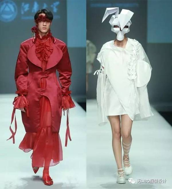 《不逢》2017江南大学服装设计毕业生作品发布会